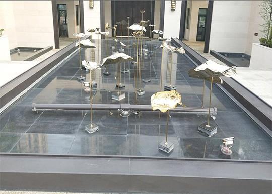 淄博玻璃钢艺术